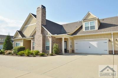 Oconee County Condo/Townhouse Active Active: 3784 Orchard Circle #23A