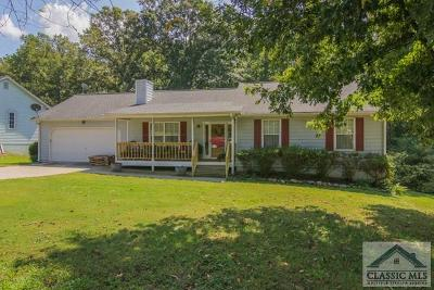 Barrow County Single Family Home Active Active: 732 Westbury Drive