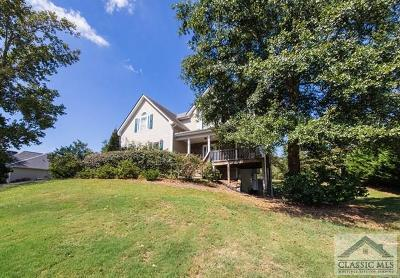 Jackson County Single Family Home Active Active: 367 Sawdust Trail