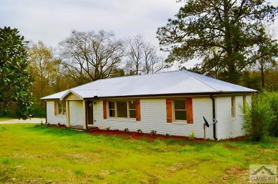 Bishop Single Family Home Active Active: 6080 High Shoals Road