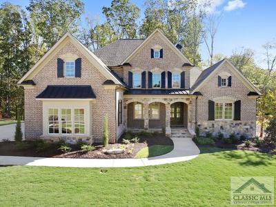 Oconee County Single Family Home Active Active: 2631 Rowan Oak Estates Way