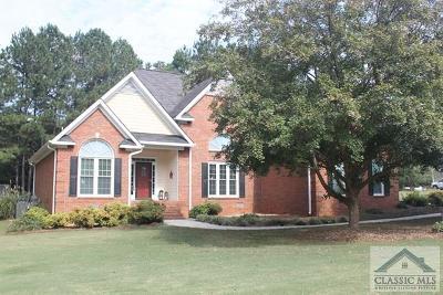 Oconee County Single Family Home Active Active: 1011 S Harrowford Drive