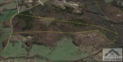 Madison County Residential Lots & Land Active Active: Colbert Danielsville