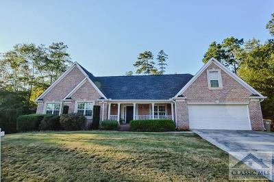 Jackson County Single Family Home Active Active: 160 St Thomas Pl