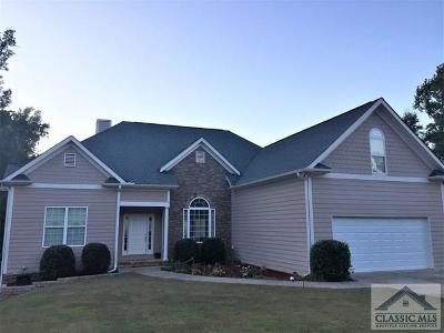 Madison County Single Family Home Active Active: 30 Hidden Falls Court