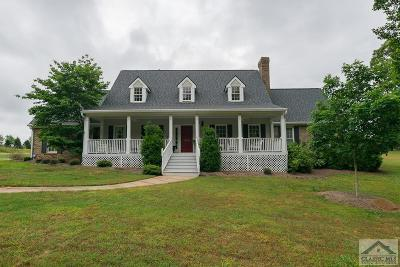 Athens Single Family Home Active Active: 545 Millstone Circle