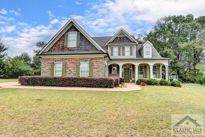 Oconee County Single Family Home Active Active: 1295 Avalon Court