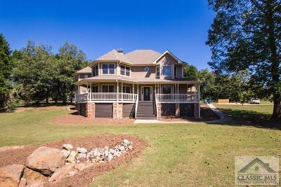 Oconee County Single Family Home Active Active: 1011 Calls Creek Circle