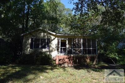 Athens Single Family Home Active Active-Call Agent: 530 King Ave.