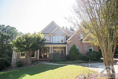 Oconee County Single Family Home Active Active: 1071 Robinson Court