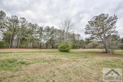Barrow County Residential Lots & Land Active Active: 387 Tanners Bridge Circle