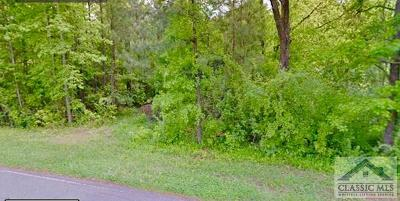 Athens Residential Lots & Land Active Active: 345 Vaughn Road
