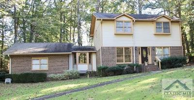 Bogart GA Single Family Home Active Active: $209,000