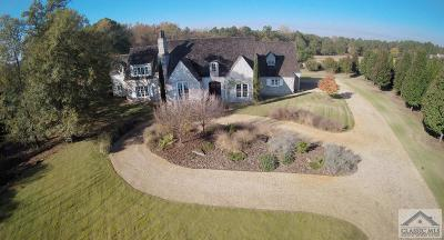 Athens GA Single Family Home Active Active: $1,295,000
