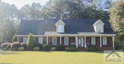 Monroe GA Single Family Home Active Active: $265,000