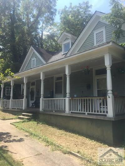 Athens Single Family Home Active Active: 157 Childs Street