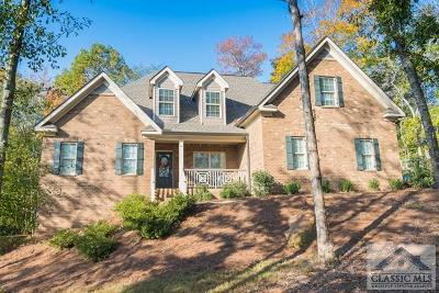 Oconee County Single Family Home Active Active: 3120 Ryland Hills Drive