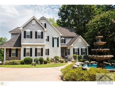Jackson County Single Family Home Active Active: 40 Firethorne Point