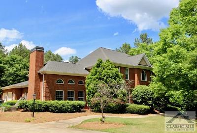 Athens Single Family Home Active Active: 1050 Coday Bluff