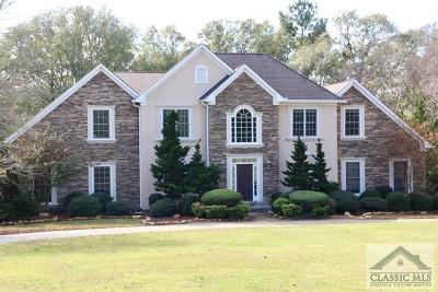 Oconee County Single Family Home Active Active: 1340 Summit Drive