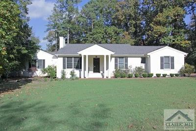 Athens Single Family Home Active Active: 330 West Lake Drive