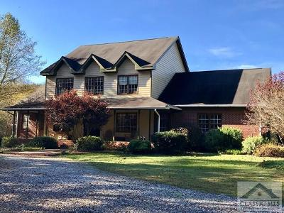 Madison County Single Family Home Active Active: 1230 Spratlin Mill Road