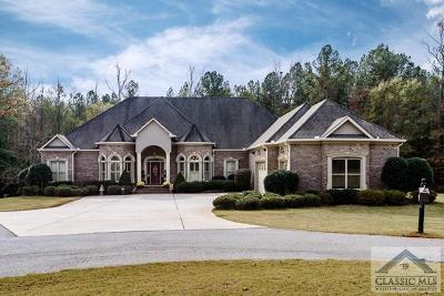 Oconee County Single Family Home Active Active: 1263 Apalachee Downs Dr