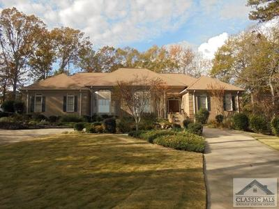 Athens Single Family Home Active Active: 165 Mansfield Ct