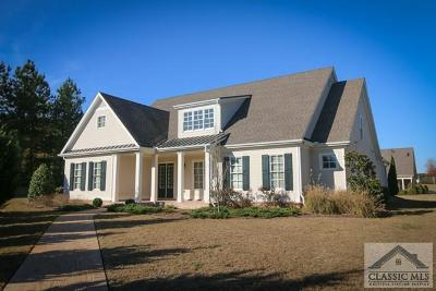 Oconee County Single Family Home Active Active: 1382 Winter Park