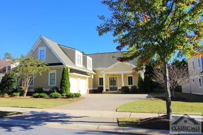 Barrow County Single Family Home Active Active: 2175 Bessbrook Square
