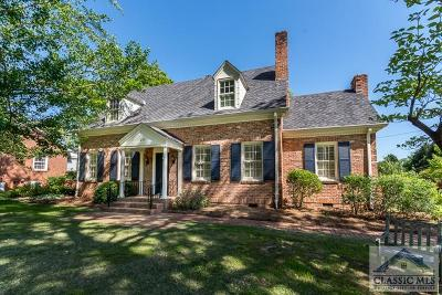 Athens Single Family Home Active Active: 295 Milledge Heights