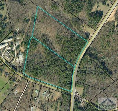 Carlton GA Residential Lots & Land Active Active: $180,500
