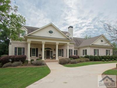 Oconee County Single Family Home Active Active: 1100 Summit Drive