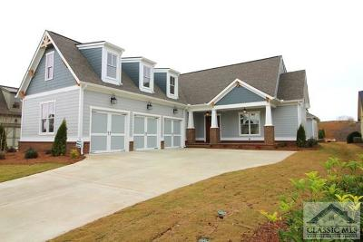 Oconee County Single Family Home Active Active: 1680 Greenleffe Drive
