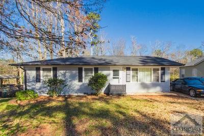 Athens Single Family Home Active Active: 387 Woodridge Circle