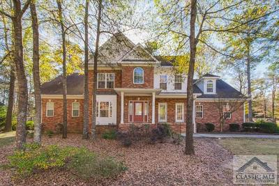 Athens Single Family Home Active Active: 115 Telfair Court