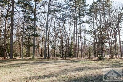 Athens GA Residential Lots & Land Active Active: $200,000
