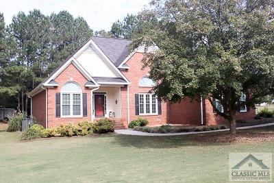 Oconee County Single Family Home Active Active: 1011 S Harrowford Drive