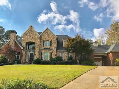 Athens GA Single Family Home Active Active: $850,000