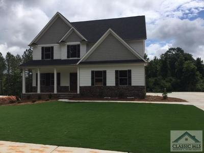 Jackson County Single Family Home Active Active: 368 Rapids Drive