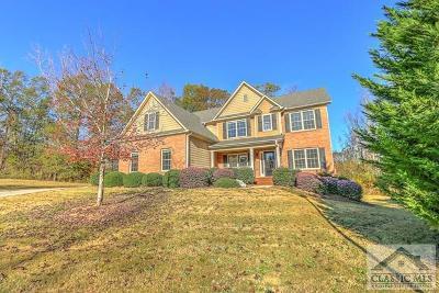 Monroe GA Single Family Home Active Active: $309,000