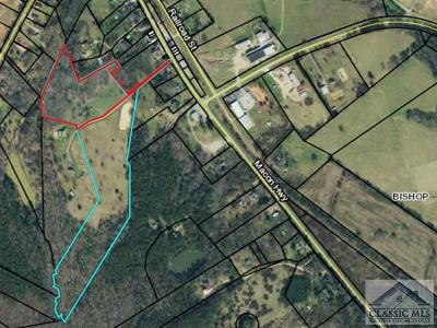 Bishop Residential Lots & Land Active Active: Macon Hwy