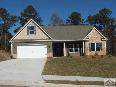 Barrow County Single Family Home Active Active: 1225 Windstone Drive #04