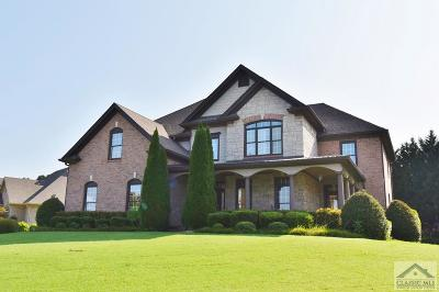 Jackson County Single Family Home Active Active: 1549 Traditions Way