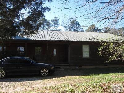 Madison County Single Family Home Active Active: 180 Charlie Bolton Ln