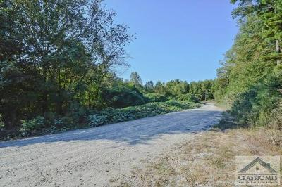 Madison County Residential Lots & Land Active Active: Young Harris Rd Tract 6