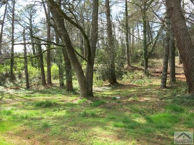 Athens Residential Lots & Land Active Active: 100 & 130 Dudley Drive