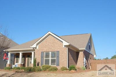 Oconee County Single Family Home Active Active: 1580 Meadow Lakes Drive