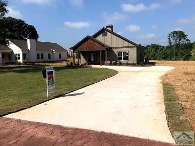 Madison County Single Family Home Active Active: Lot 29 Live Oak Lane