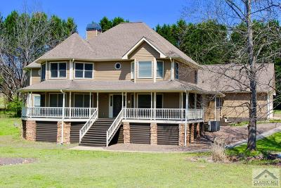 Oconee County Single Family Home Active Active: 1011 Calls Creek